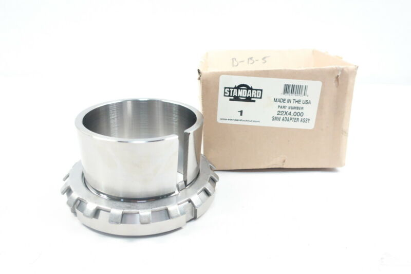 Standard 22X4.000 Snw Adapter Assembly