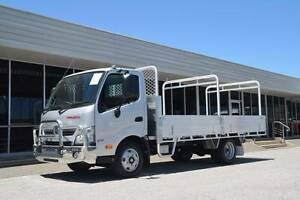 Hino 616 - 300 Series 616 Medium Auto TradeAce Tray Regency Park Port Adelaide Area Preview