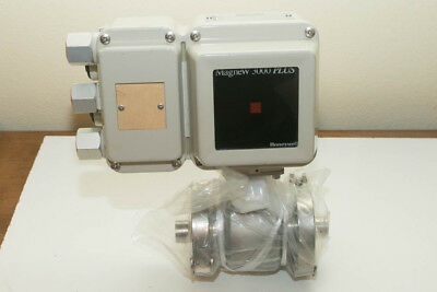 Honeywell Flow Meter Converter Magnew 3000 Plus Mg14is Caha Xx1x 5h