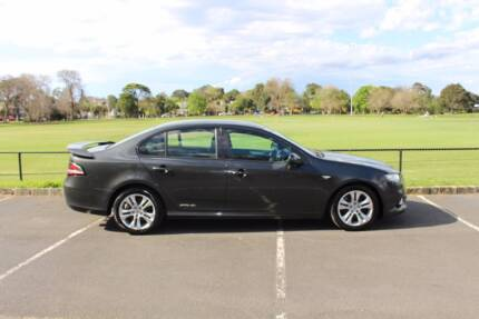 Ford XR6 2010 Sedan - Dual Fuel St Kilda East Glen Eira Area Preview