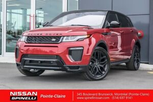 2016 Land Rover Range Rover Evoque HSE Dynamic DYNAMIC WITH BLAC