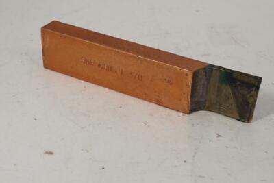 Nos Skf Tools Cor11 370 18 Brazed Carbide Lathe Cut-off Tool 12 X 1 Shank