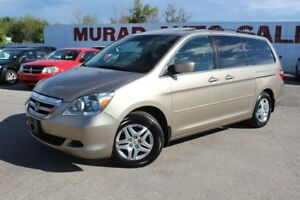 2007 Honda Odyssey !!! 8 PASSENGER !!! LEATHER !!!