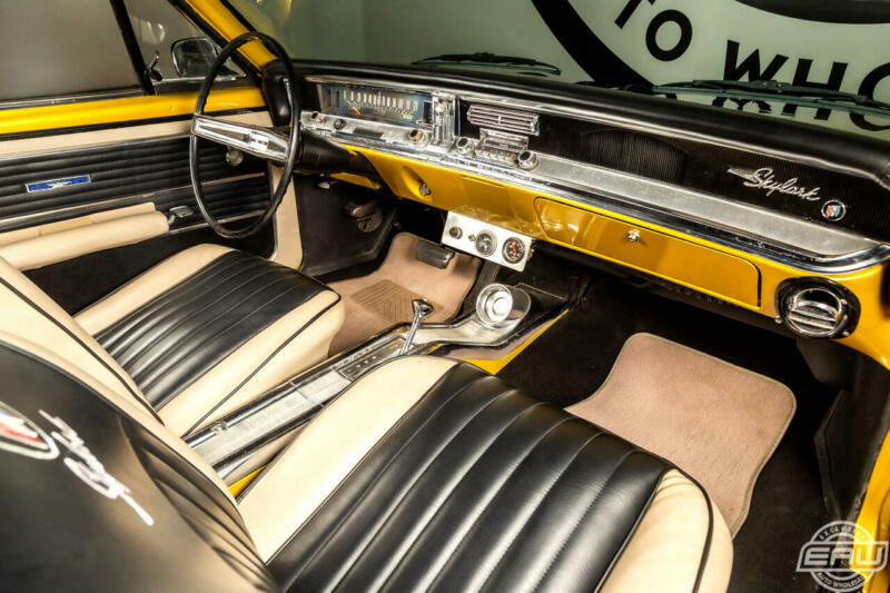 Image 19 Voiture American classic Buick Skylark 1966