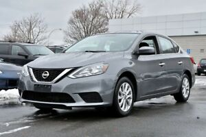 2016 Nissan Sentra *SV*AUTOM*CAMERA*MAGS*SIEGES CHAUFFANTS*