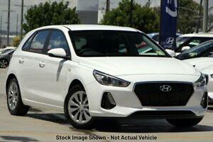 2018 Hyundai i30 PD MY19 Go White 6 Speed Sports Automatic Hatchback Macksville Nambucca Area Preview