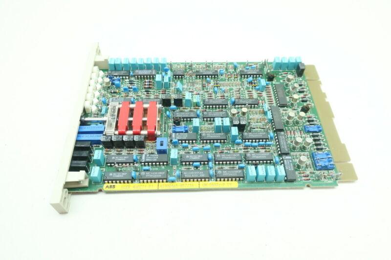 Abb UN 0807C-P HIER 460271 R1 Pcb Circuit Board