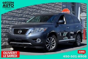 2014 Nissan Pathfinder *SL*AWD*7 PASSAGERS*TECH*CUIR*