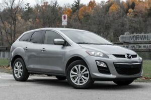 2012 Mazda CX-7 GS AWD/ CARLOANS AVAILABLE FOR ANY CREDIT
