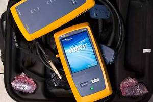 Fluke DSX 5000 Cable Analyser - Hire Booragoon Melville Area Preview