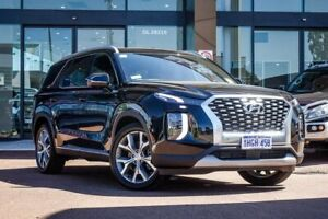 2020 Hyundai Palisade LX2.V1 MY21 Highlander AWD Black 8 Speed Sports Automatic Wagon Maddington Gosnells Area Preview