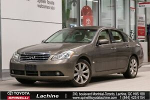 2006 Infiniti M35 X FULLY EQUIPPED! GPS! BACK UP CAMERA! LEATHER