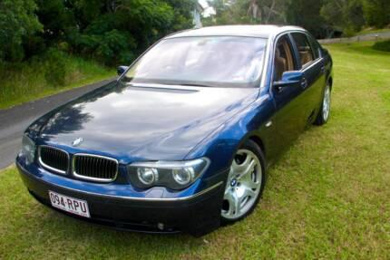 BMW 745Li E66
