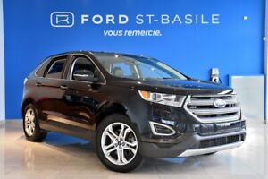 2017 Ford Edge Titanium VERY CLEAN AND WELL EQUIPPED !