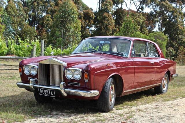 1966 Rolls-Royce Mulliner Coupe - Compliance plate 1967 | Cars, Vans ...