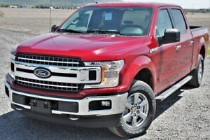 "2018 Ford F150 4x4 - Supercrew XLT - 157"""" WB"