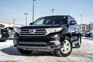2012 Toyota Highlander 7 PASSANGER - LEATHER HEATED SEAT SUNROOF