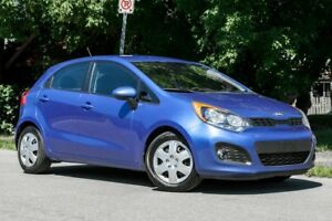 2013 Kia Rio LX+| HATCHBACK | CARLOANS AVAILABLE FOR ANY CREDIT