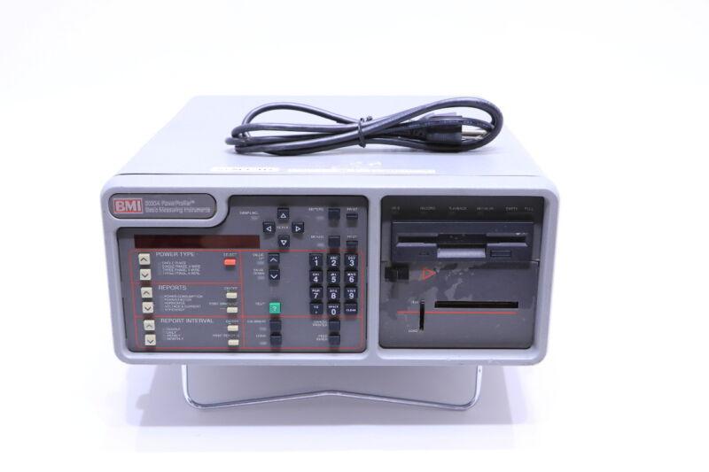 BMI 3030A POWER ANALYZER POWER PROFILIER