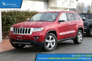 2011 Jeep Grand Cherokee Limited Navigation, Leather, Sunroof