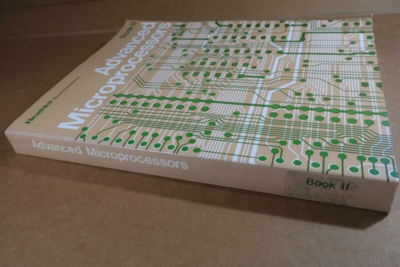 Heathkit Advanced Microprocessors BOOK 2 for the ET-100 Trainer Intel 8088 cpu