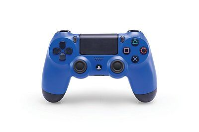 Sony PlayStation 4 Dualshock 4 Wireless Controller Wave Blue DS4