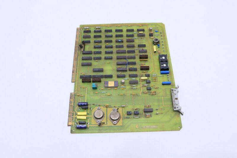 CINCINNATI MILACRON 3-531-3654A  CONTROL BOARD ACRAMATIC DRIVE