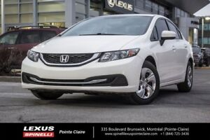 2014 Honda Civic Sedan LX AUTOMATIC,BLUETOOTH,ELECTRIC WINDOWS,H