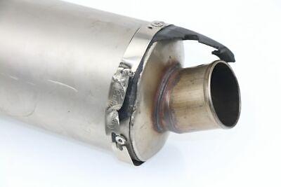 Pot echappement - suzuki gsr 750 (2011 - 2017)
