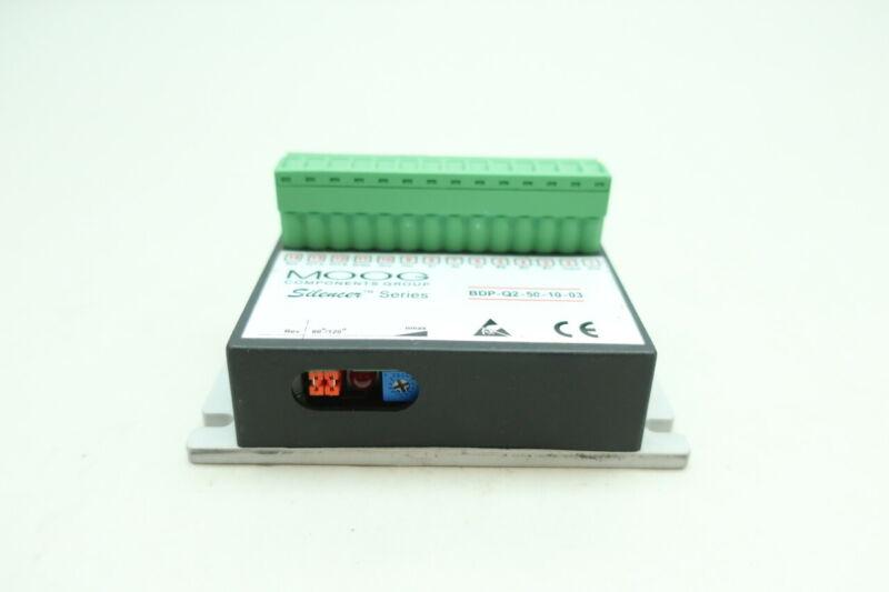 Moog BDP-Q2-50-10-03 Silencer Speed Controller