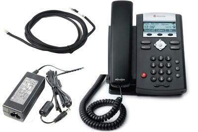Polycom Soundpoint Ip 335 Voip Telephone Business Phone