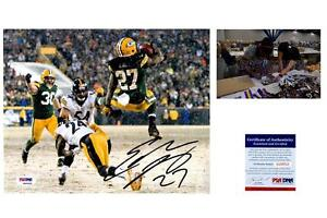 Eddie Lacy SIGNED 8x10 Photo - PSA/DNA - Green Bay Packers Autograph ROY 13 #1