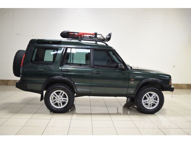 2003 land rover discovery lifted 4 6l ebay. Black Bedroom Furniture Sets. Home Design Ideas