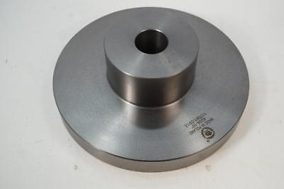 New Bison 10 Rough Cast Lathe Chuck Adapter Back Plate 1-12 Hole Poland 269