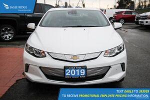 2019 Chevrolet Volt Premier Navigation, Heated Seats, Backup...