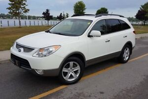 2011 Hyundai Veracruz Limited - NEW BRAKES / SUPER CLEAN / NO AC