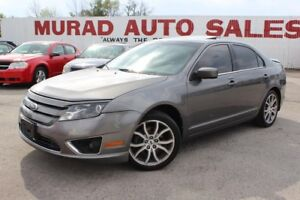 2010 Ford Fusion !!! LEATHER HEATED SEATS !!! SUNROOF !!!