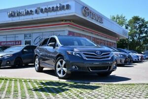 2015 Toyota Venza V6 AWD LIMITED TOIT PANORAMIC!!!!!!!!