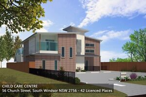 Childcare Centre - Leasehold South Windsor Hawkesbury Area Preview