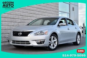 2013 Nissan Altima *SV*TOIT*AUTOM*A/C*MAGS*CAMERA*SIEGES CHAUFFA