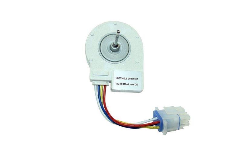 241509402 Evaporator Fan Motor for Frigidaire, Kenmore Refrigerator