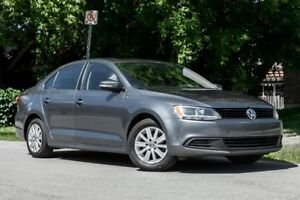 2014 Volkswagen Jetta  Comfortline|SUNROOF|CarLoans Any Credit