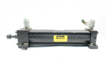 Parker Pneumatic Cylinder 3-12in X 12-12in Double Acting