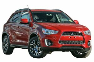 2016 Mitsubishi ASX XB MY15.5 LS 2WD Red 6 Speed Constant Variable Wagon Prospect Prospect Area Preview