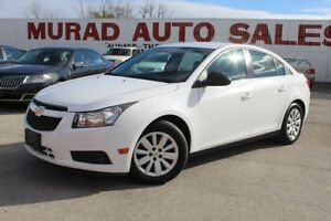2011 Chevrolet Cruze !!! 4 CYL, 1.8 LTR ENGINE !!!