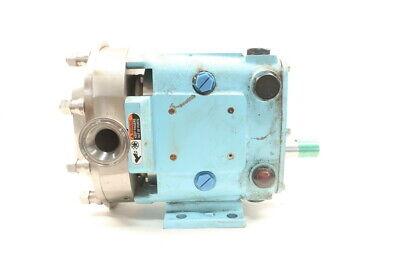 Waukesha Ap015-u2 Positive Displacement Pump 1-12in 78in