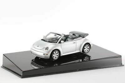 VW New Beetle grise 1/43