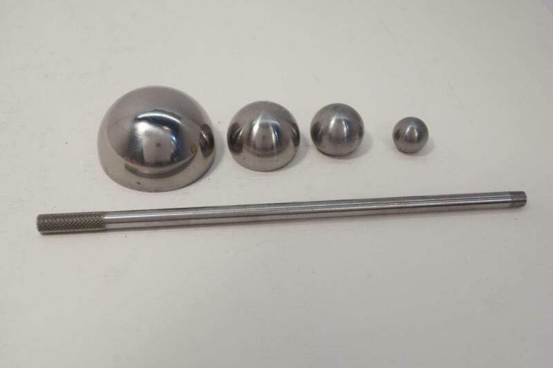 NOS Lufkin Ball Points and Holder for 179B Wood Beam Trammel