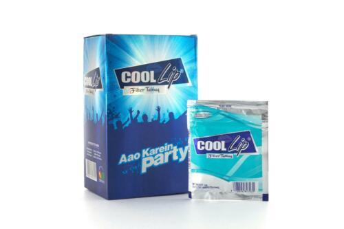 Cool Lip Coollip Box 33 pouches per box 138.6gms Box USA SELLER