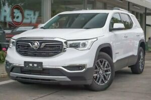 2019 Holden Acadia AC MY19 LTZ 2WD White 9 Speed Sports Automatic Wagon Somerton Park Holdfast Bay Preview